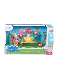Princess Peppas Tea Party Playset