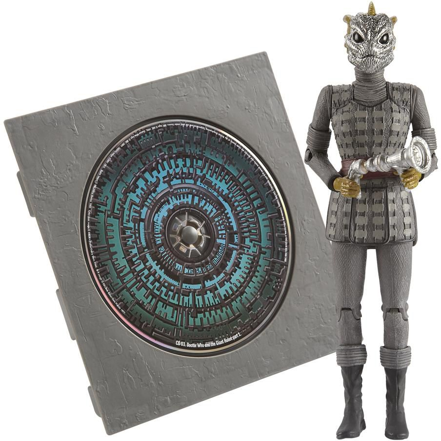 Silurian Warrior Doctor Who