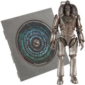 Cyberman Pandorica Guard