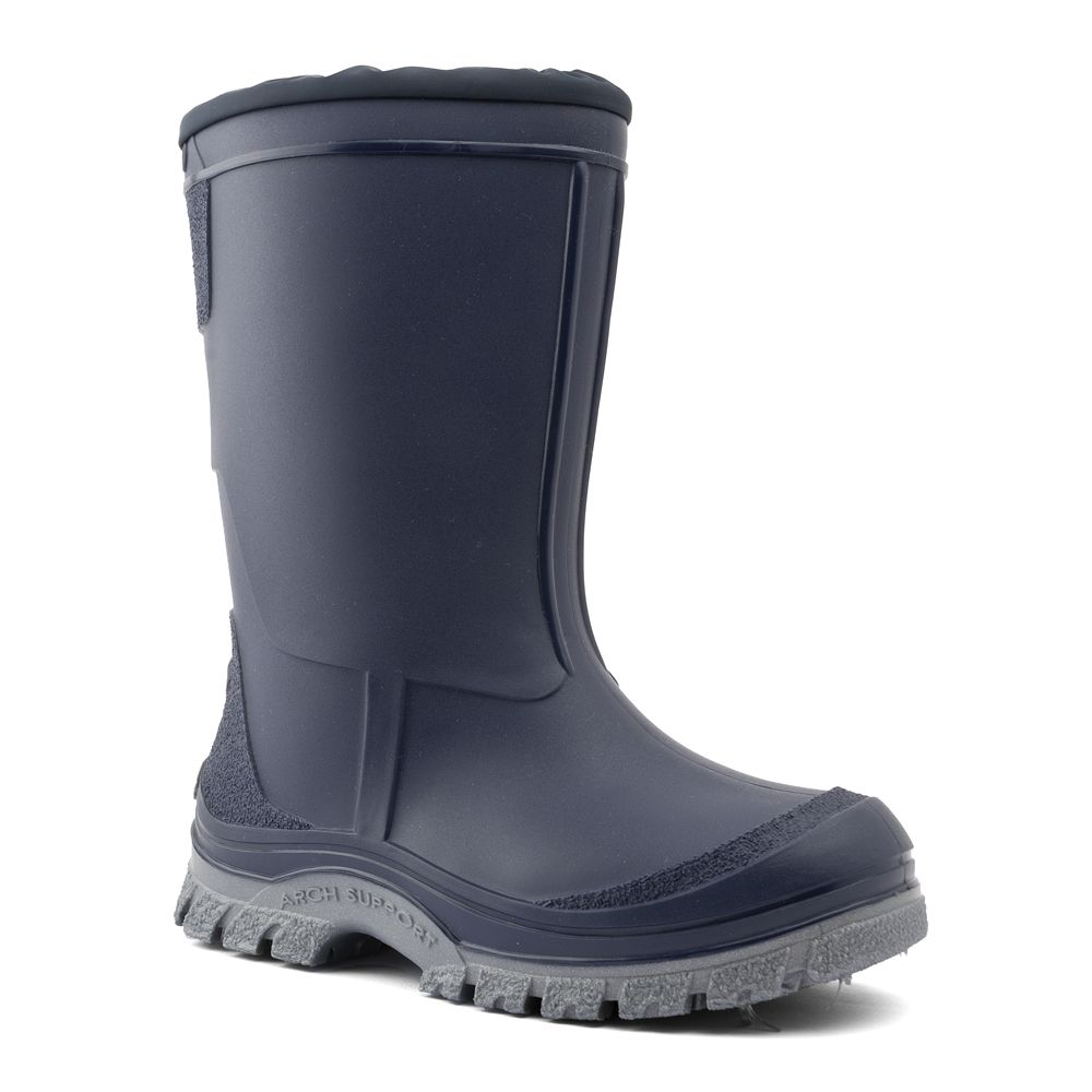 Boy`s mud buster wellies