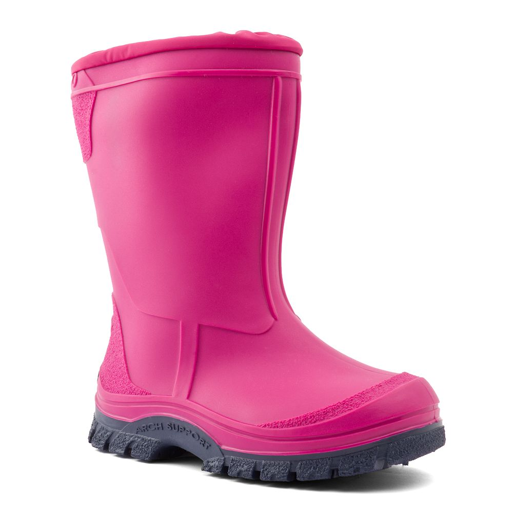 Kid`s mud buster wellington boot