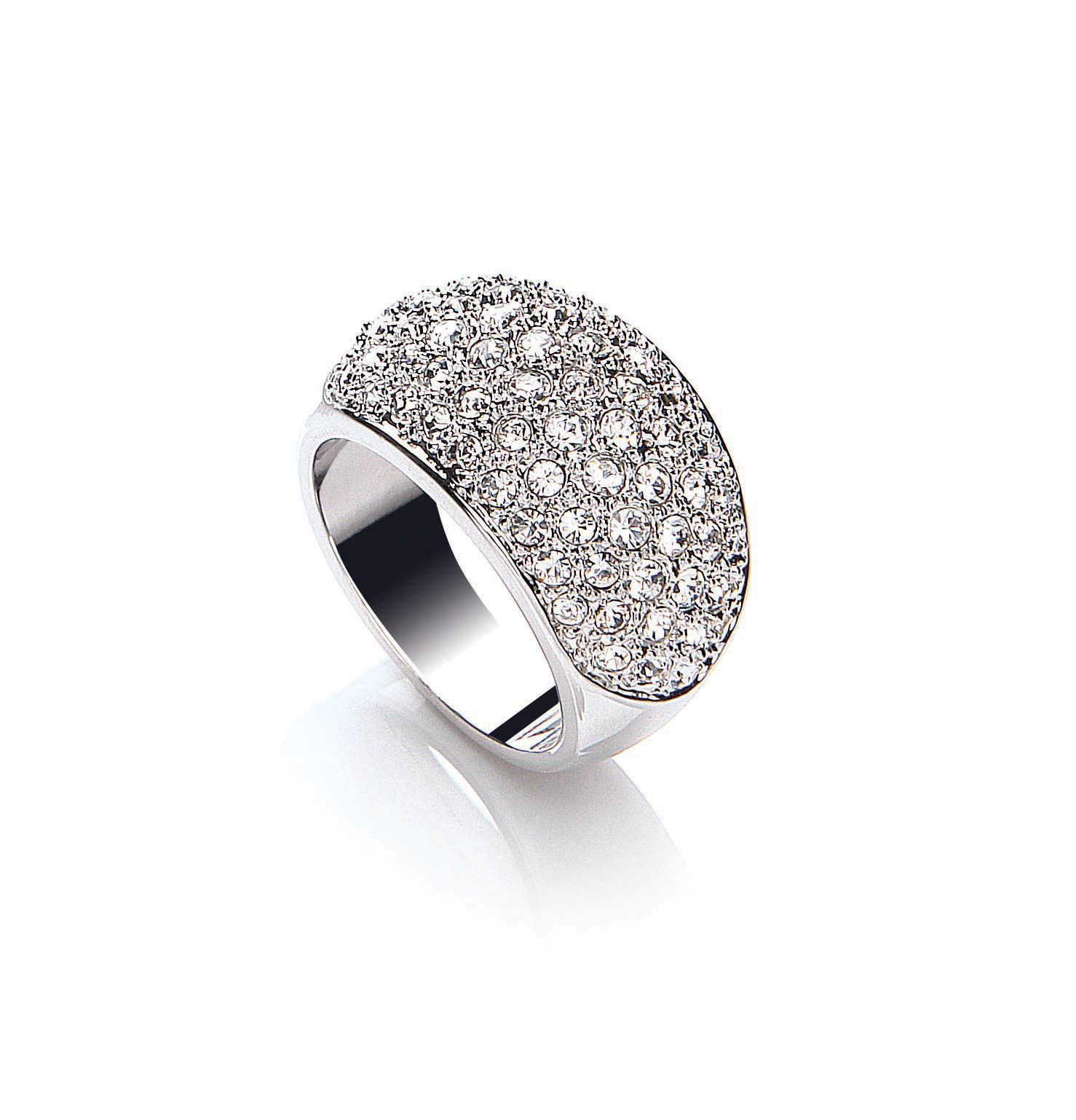 buckley london chunky ring