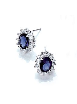 Royal celebration stud earrings
