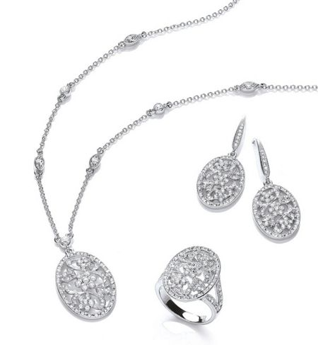 Buckley London Floral collection set