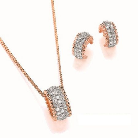 Buckley London Beaded Bling Set