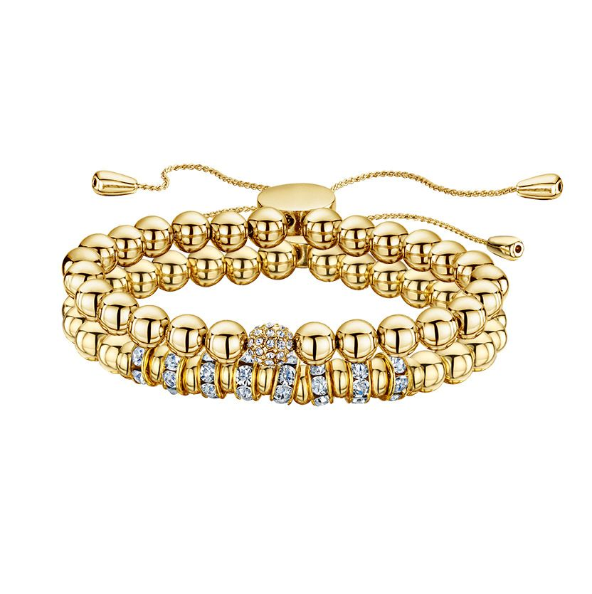Buckley London Gold simplicity bead bcts, N/A