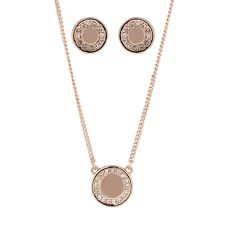 Buckley London Pendant & Earring Set