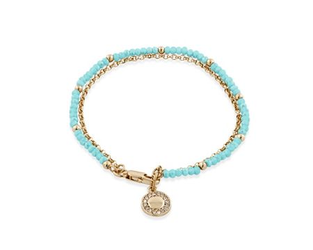 Buckley London Blue camden bracelet