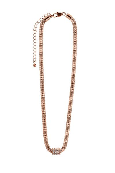 Buckley London Mesh Necklace