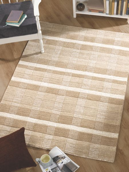 Flair Rugs Maple Natural Rug 120X170