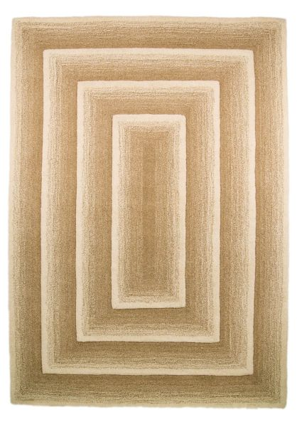 Flair Rugs Temple Beige Rug 160X230