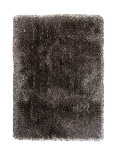 Flair Rugs Pearl Brown Rug 80X150