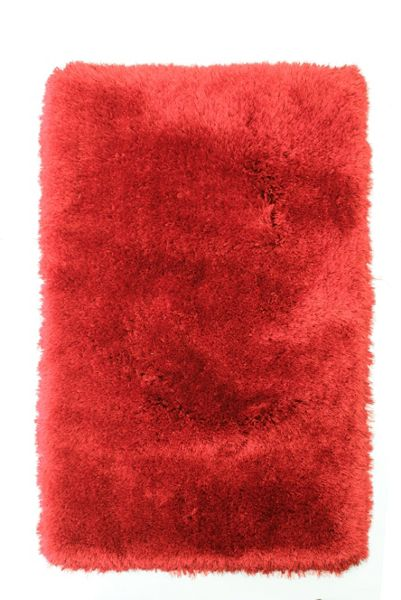 Flair Rugs Pearl Red Round Rug 150X150