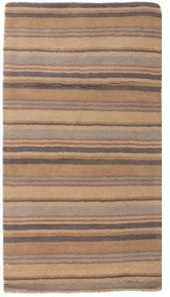 Flair Rugs Birch blue and grey stripe rug 120x170cm