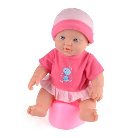 Baby Snuggles Deluxe 30cm Doll with Accessories