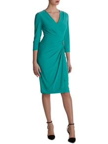 Ps jersey dress with trim