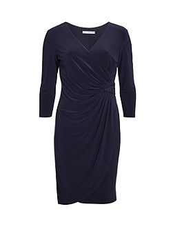 Ps Jersey Dress With Sequin Insert