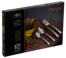 Arthur Price 50 piece 6 person cutlery boxed set