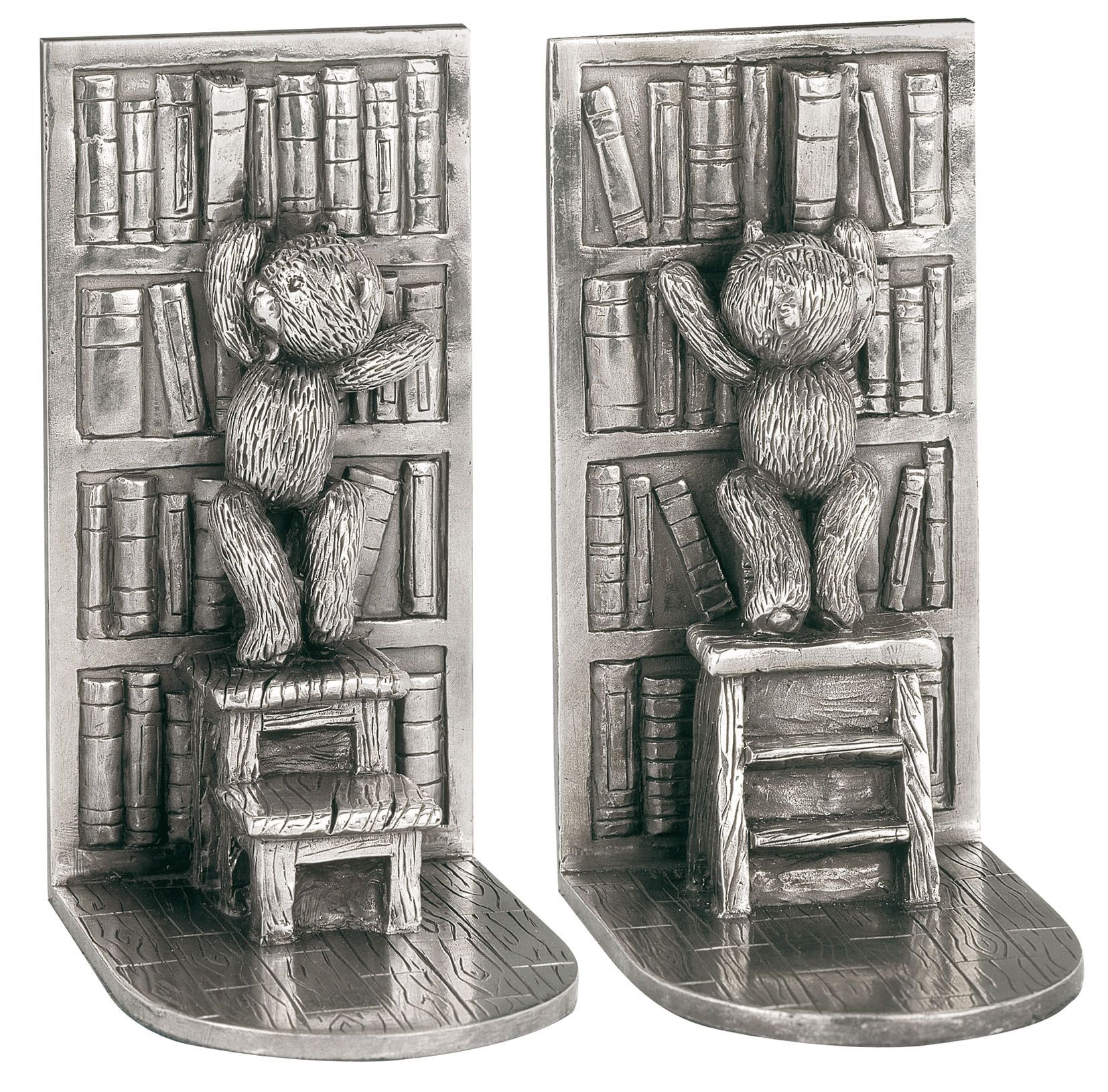 Image of Royal Selangor Bookends Library Pair