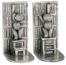 Royal Selangor Bookends Library Pair