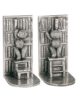 Bookends Library Pair