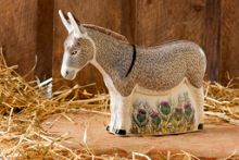 Royal Crown Derby Donkey