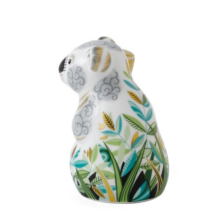 Royal Crown Derby Golden koala