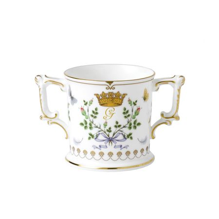 Royal Crown Derby Loving cup limited adition