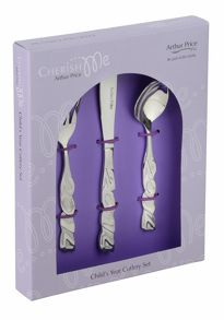 2014 stainless steel child`s cutlery set