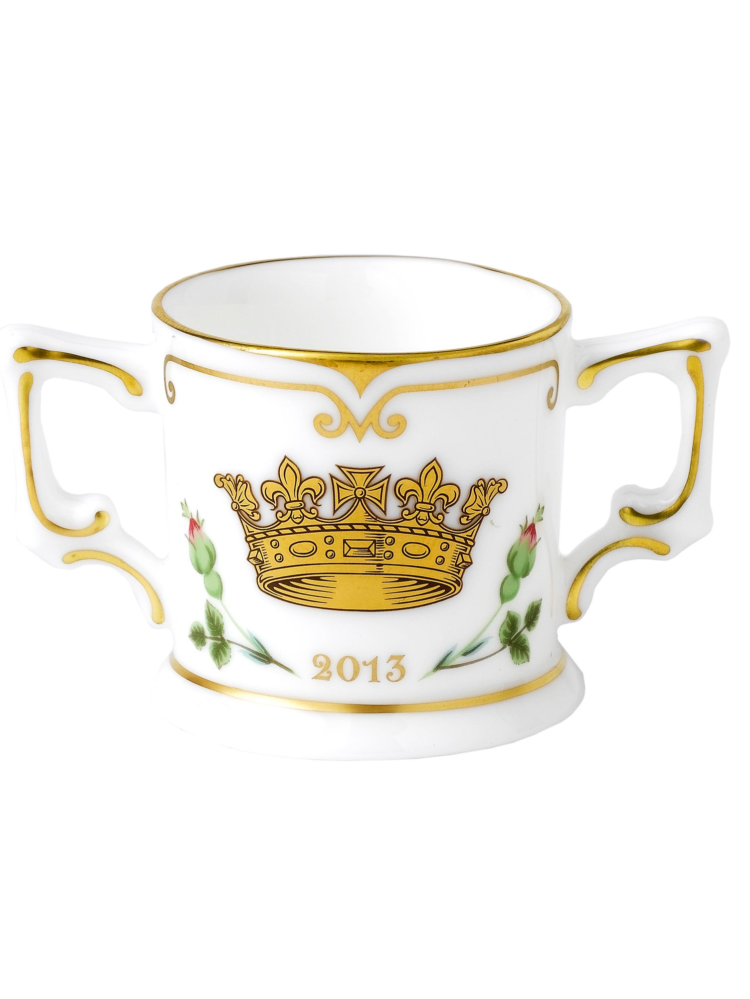 Royal Crown Derby Royal Crown Derby Mini loving cup limited adition