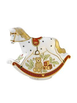 Rocking horse limited edition