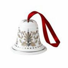Royal Crown Derby Bell platinum