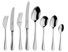 Britannia 44 pce 6 person stainless steel cutlery