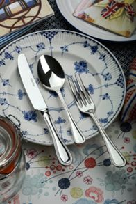 Britannia 7 piece stainless steel cutlery place s