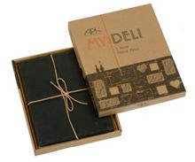 My deli set of 2 slate place mats