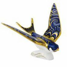 Royal Crown Derby Swallow