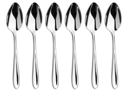 Arthur Price Sophie conran stainless steel 6 espresso spoons