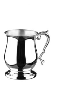 Arthur Price Old english silver plated 1 pint tankard