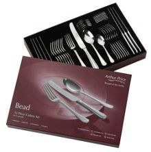 Bead 32 piece stainless steel 8 person box set