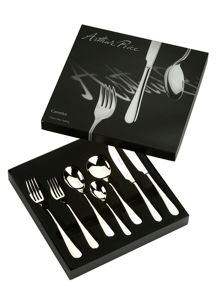 Signature camelot stainless steel 7 pce place set