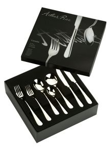 Arthur Price Camelot 42 piece stainless steel 6 person box set