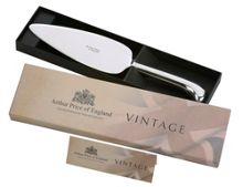 Arthur Price Vintage stainless steel cake server