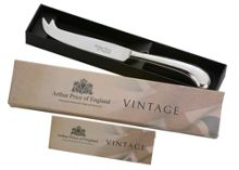 Vintage stainless steel cheese knife