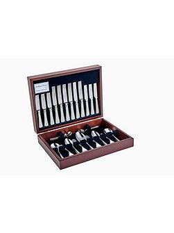 Royal Pearl stainless steel 44 piece canteen