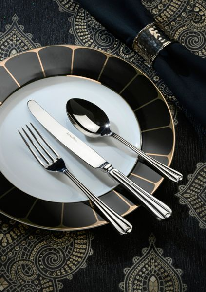 Arthur Price Royal Pearl stainless steel 58 piece canteen