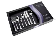 Arthur Price Royal Pearl 18/10 stainless steel 44 piece box
