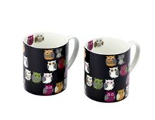 Arthur Price Pair of Summer Mugs - Toot