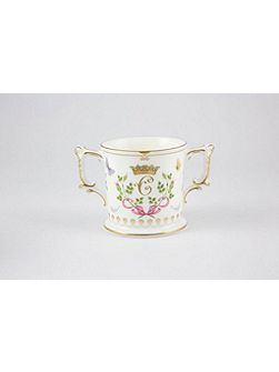 Princess charlotte - loving cup ornament