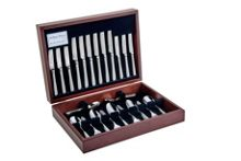 Arthur Price Willow Stainless steel 58 piece canteen for 8