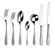 Arthur Price Dune Stainless Steel 7 piece place setting